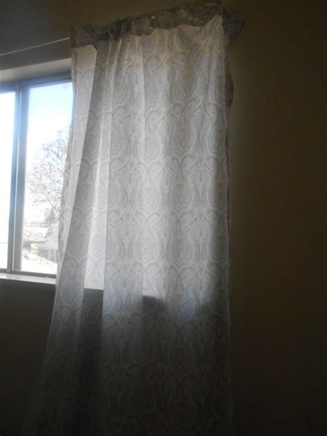 diy sheet curtains recipes crafts and life diy curtains out of bed sheets