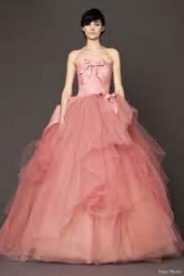 Draped Skirt Diy Vera Wang Bridal Fall 2014 Wedding Dresses Wedding Inspirasi