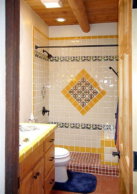 Mexican Tile Bathroom Ideas by Mesmerizing Mexican Tile Bathroom Ideas Mexicans Bath