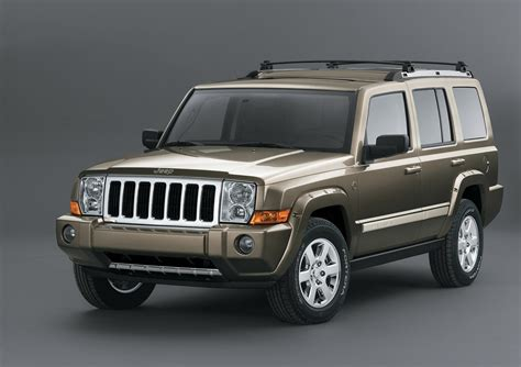 jeep commander 2006 jeep commander photo gallery autoblog