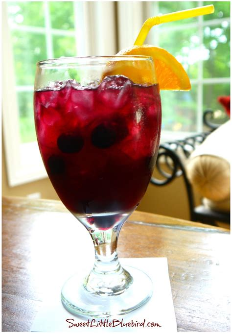 summer fruit sangria recipe dishmaps