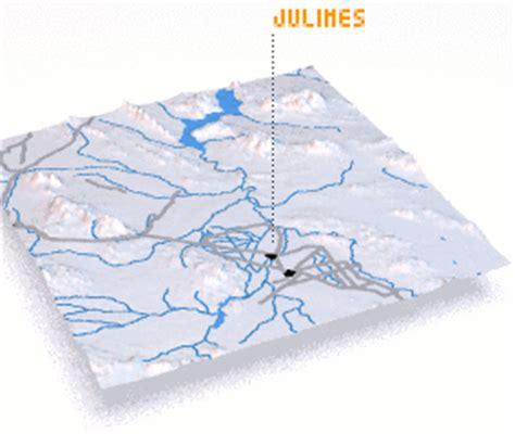 julimes (mexico) map nona.net