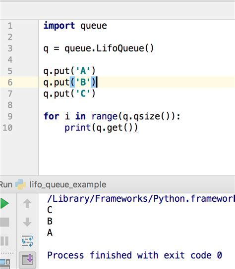 python tutorial queue python queue journaldev