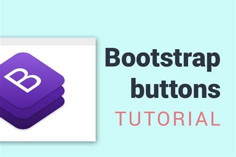 bootstrap button colors bootstrap buttons tutorial sizes colours and more