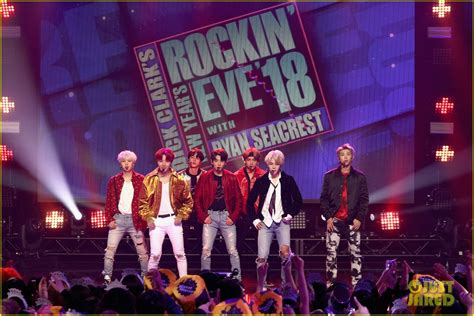 new year lyrics jin bts performs on new year s 2018 special now