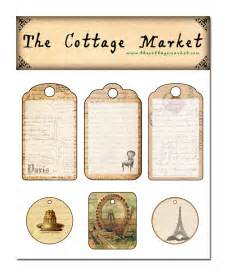 White Barn Black Market Free French Printable Tags And Some Other Stuff The