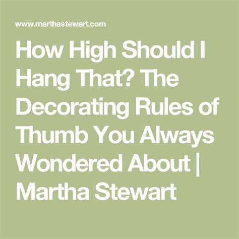 how high should you hang a picture 93 best styling hanging tips images on pinterest home