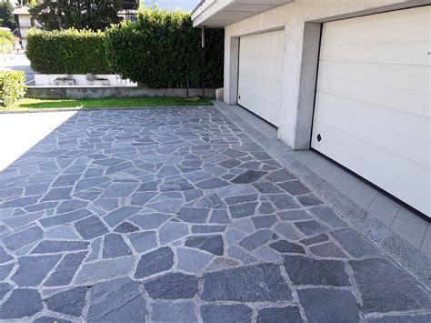 pietre da esterno pavimenti pietre per pavimenti in mosaico da esterni per giardini e