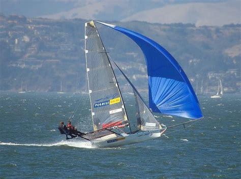 skiff boat sailing sailing skiffs sailing pinterest boating catamaran