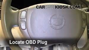 Cadillac Check Engine Light Engine Light Is On 1998 2004 Cadillac Seville What To