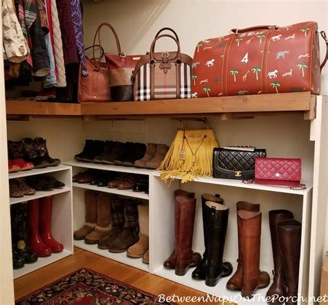 shoe boot storage solutions a closet update boot shoe storage solution