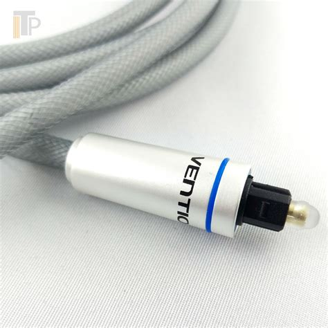 F01 3m Vention Kabel Toslink Digital Audio Optical Fiber Optik S vention optical fiber audio kabel 1m jetzt kaufen techplace ch