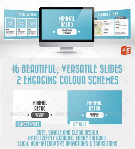 minimalist powerpoint template minimalist powerpoint template template design