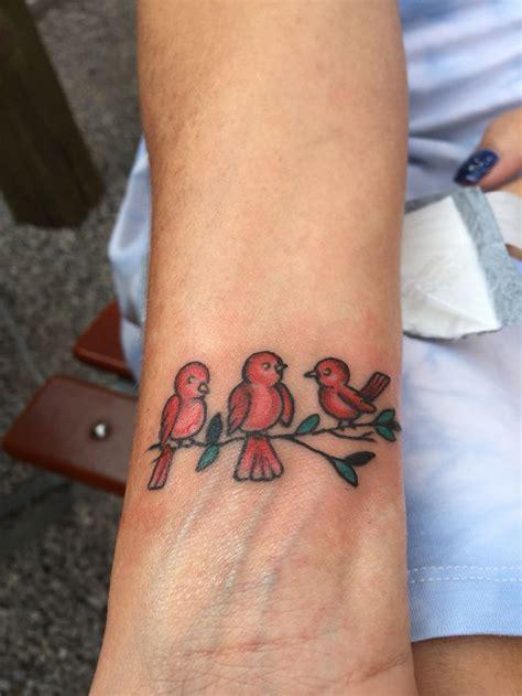 three bird tattoo momma s three birds tattoos three