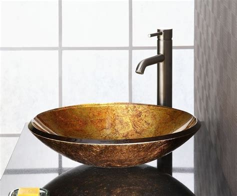 Vessel Sink Bathroom Ideas Vessel Sinks Modern Bathroom Sinks Denver By Plumbingdepot