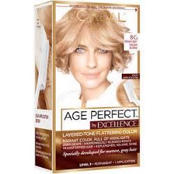 Loreal Age Perfect Hair Color Chart Dark Brown Hairs