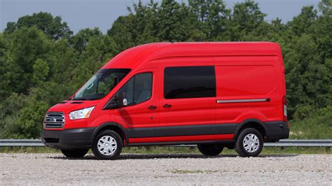 Ford Transit Reviews by 2016 Ford Transit 2500 Review Motor1 Photos