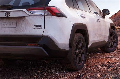 2020 Toyota Rav4 Trd Road by 2020 Rav4 Trd Road Toyota Slaps An Road Badge On