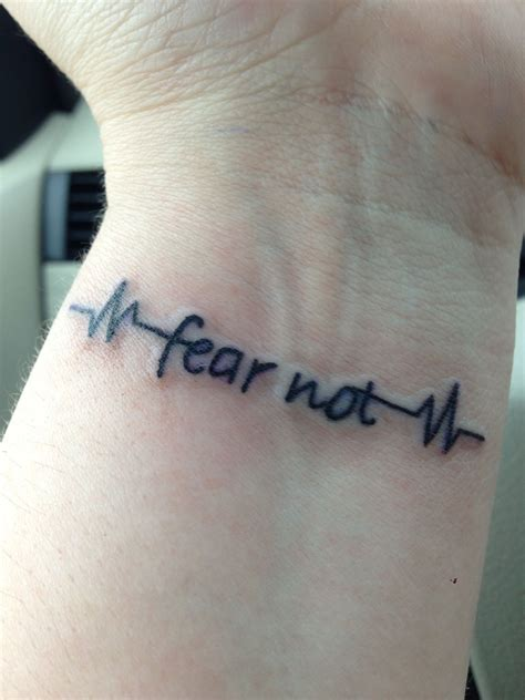 no fear tattoo no fear ink