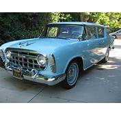 1957 RAMBLER COUPE  Nash And Rambler Cars By Kent
