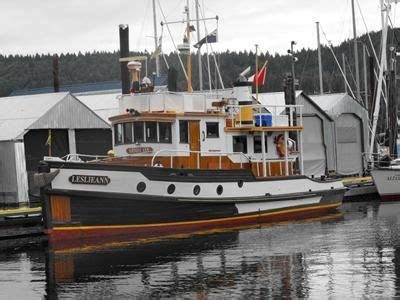 ex tug boats for sale 1928 pacific mills ltd converted ex tug boats yachts