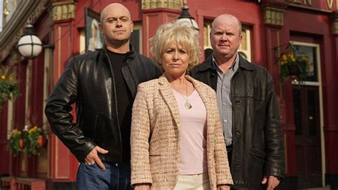 the year ends badly and then bill mitchell billy blog eastenders ronnie mitchell lays into billy when their