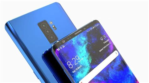 samsung galaxy s10 anniversary edition new infinity display 3d scanning
