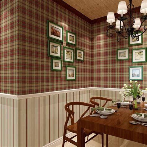 Country Living Room Wallpaper 25 Best Ideas About Plaid Wallpaper On Taupe