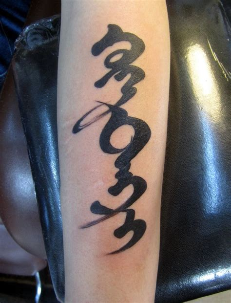 mongolian tattoo designs blue sky mongolian calligraphy inks that don t