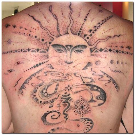tattoo pictures sun tattoos on pinterest sun tattoos clock tattoos and time