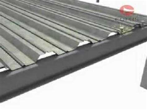 Construction: Composite floor system   YouTube