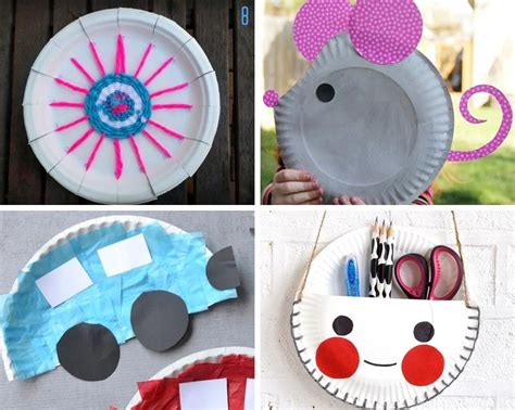Different Paper Crafts - the 93 best images about paper plate on paper
