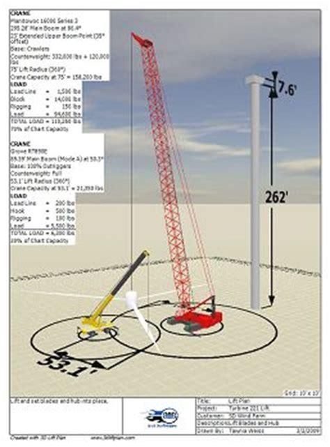 Crane Mat Calculator by 3d Lift Planning Modern Crane