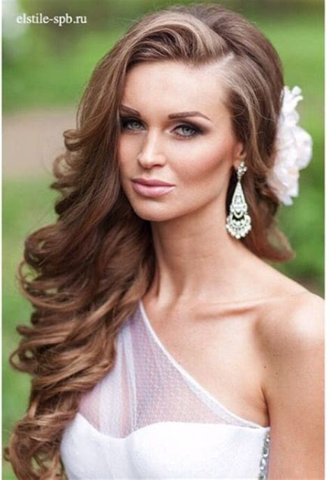 Wedding Hair Up At One Side by Wedding Hair Side Www Pixshark Images