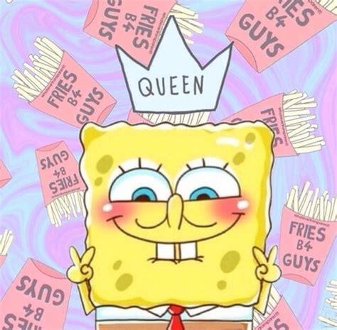 spongebob wallpaper just cute things queen spongebob and wallpaper image wallpapers