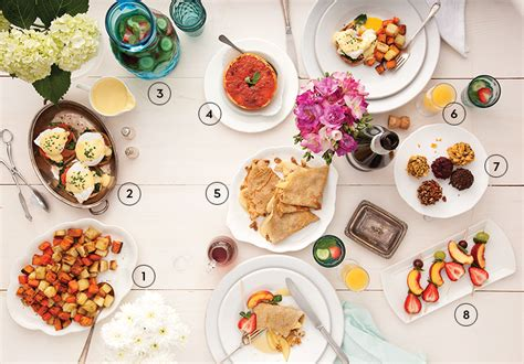 how to make a healthier brunch at home