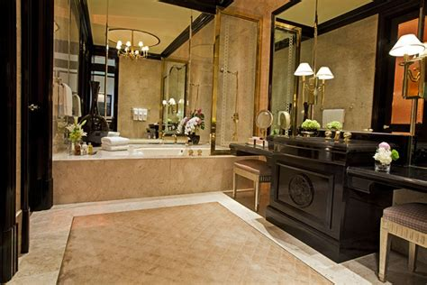 vegas bathrooms the most luxurious hotel bathrooms in las vegas photos