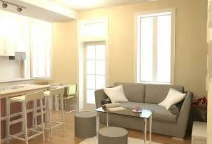 Besf of ideas yellow wall paint with grey sofa and wooden flooring