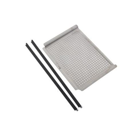 rectangle pit insert firebuggz slide grill for 36 in square or rectangle