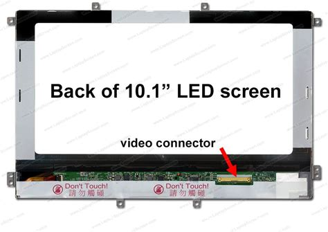 Lcd Laptop 101 Inch Asus Eee Pc 1005pxd screen for asus eee pad transformer tf101 a1 tablet replacement screens