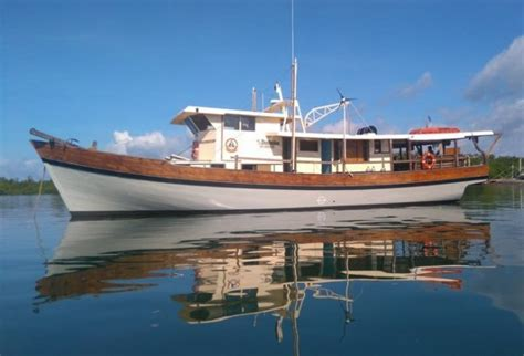 commercial fishing boats for sale philippines 20m traditional style passenger tour and diving bo