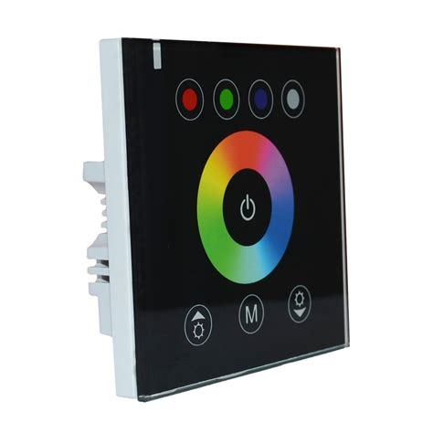rgb led light controller rgbw controller series