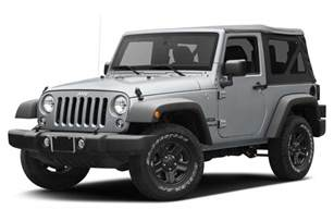 Jeep Wrangler New 2017 Jeep Wrangler Price Photos Reviews Safety