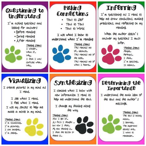 reading comprehension tests vary in the skills they assess best 25 reading strategies posters ideas on pinterest