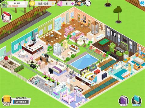 home design realistic games design your own bedroom game home design