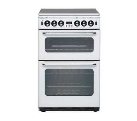 Gas Cooker Buy New World Newhome Nw550tsidlm Gas Cooker White
