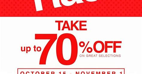 Clear The Rack Sale by Manila Shopper Sm Stores Clear The Rack Sale Oct Nov 2015