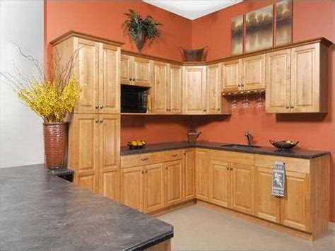 these kitchen color schemes would surprise you midcityeast kitchen color ideas with oak cabinets home furniture design