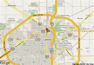 map of la quinta inn civic center lubbock lubbock