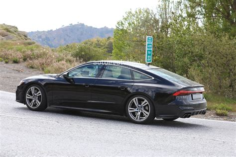 2019 Audi S7 by 2019 Audi S7 Sportback Spied During High Altitude Testing